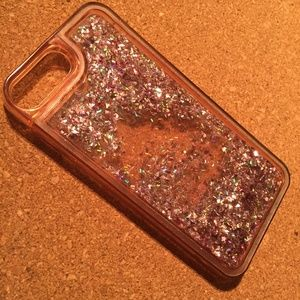 Ban.do iPhone 6/6s/7/7s Plus Floating Glitter Case